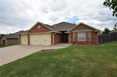 Guthrie Single Family Home For Sale: 3421 S First Capital Circle