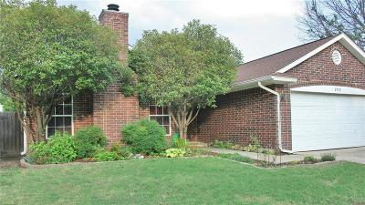 Norman Single Family Home For Sale: 1913 Sunflower Circle