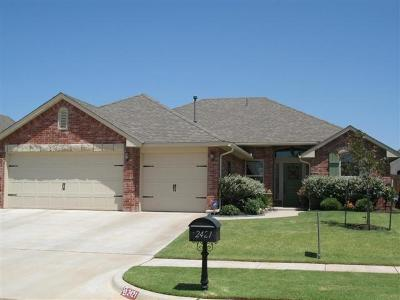 Edmond Rental For Rent: 2421 NW 153rd