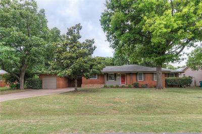 Oklahoma City Single Family Home For Sale: 2817 Croydon Court
