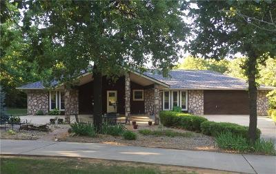 Oklahoma City OK Single Family Home For Sale: $219,900