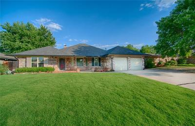 Oklahoma City Single Family Home For Sale: 5720 82nd Street
