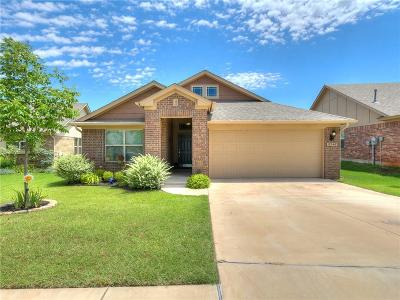 Edmond Single Family Home For Sale: 18548 Abierto Drive