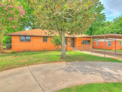 Norman Single Family Home For Sale: 1604 W Boyd Street