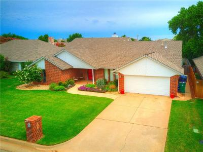 Oklahoma City Single Family Home For Sale: 7205 NW 120th Street