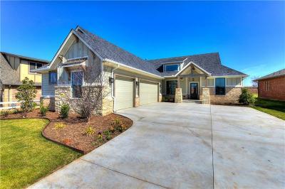 Oklahoma City OK Single Family Home For Sale: $299,900