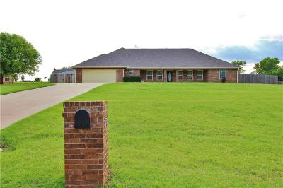 Tuttle Single Family Home For Sale: 705 Chickasaw Springs