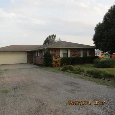 Tuttle Single Family Home For Sale: 2011 County Road 1210