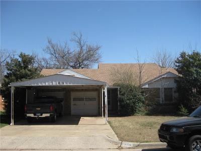 Oklahoma City Single Family Home For Sale: 3028 N Zedna Drive