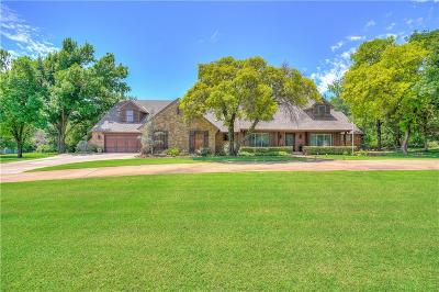 Edmond Single Family Home For Sale: 5001 Southbend