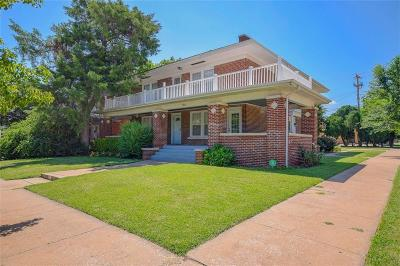 Oklahoma City Single Family Home For Sale: 700 NE 15th Street