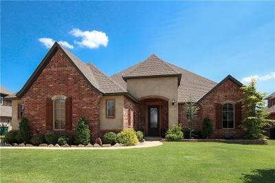Oklahoma City OK Single Family Home For Sale: $344,000