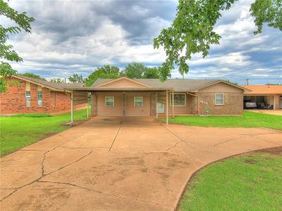 Oklahoma City Single Family Home For Sale: 4425 44th