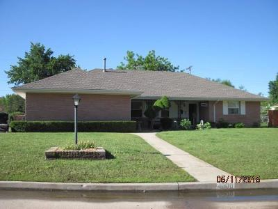 Oklahoma City Single Family Home For Sale: 4300 NW 60th