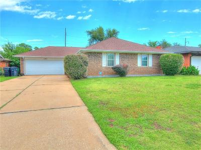 Oklahoma City Single Family Home For Sale: 1405 107th