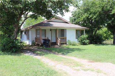Stroud OK Single Family Home For Sale: $35,000
