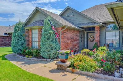 Oklahoma City Single Family Home For Sale: 8120 Megan Drive