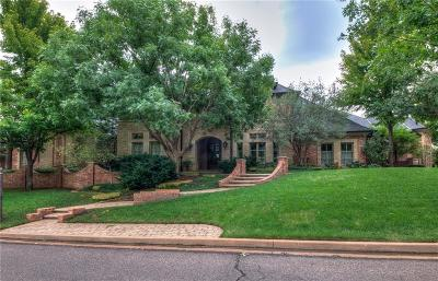 Oklahoma City Single Family Home For Sale: 5100 Golden Astor Lane