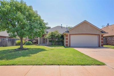 Edmond Single Family Home For Sale: 1804 NW 172nd Street
