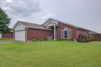 Oklahoma City OK Single Family Home For Sale: $132,500