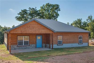 Newalla OK Single Family Home Sold: $164,500