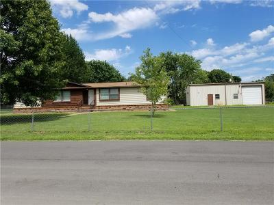 Eufaula OK Single Family Home For Sale: $148,333