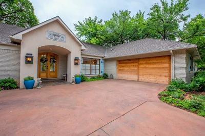 Oklahoma City Single Family Home For Sale: 3017 Brush Creek