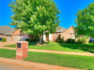 Single Family Home For Sale: 14512 Fossil Creek Lane