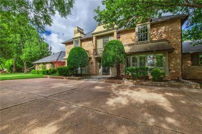 Nichols Hills Single Family Home For Sale: 7303 Lancet Lane