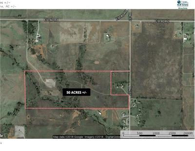 Beckham County Residential Lots & Land For Sale: 11431 N 1990