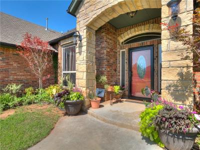 Moore Single Family Home For Sale: 1005 Julies Trail