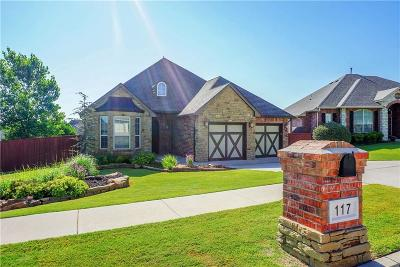 Norman Single Family Home For Sale: 117 Summit Bend