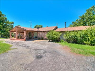 Edmond Single Family Home For Sale: 13601 S Western Avenue