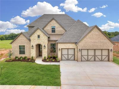 Edmond Single Family Home For Sale: 15405 Fountain Creek Lane