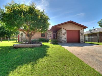 Noble Single Family Home For Sale: 333 Redstone Court