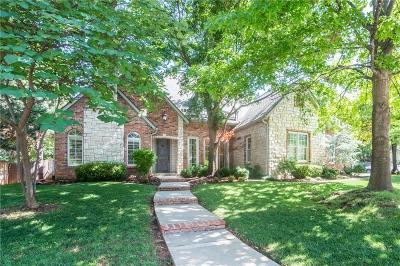 Edmond Single Family Home For Sale: 1401 Copper Rock Drive