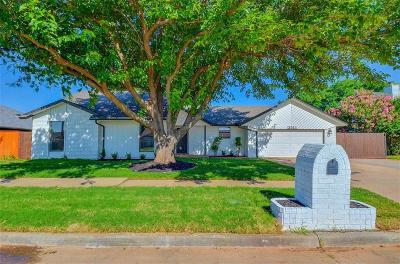 Moore OK Single Family Home For Sale: $155,000