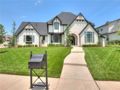 Edmond Single Family Home For Sale: 2217 Old Creek Road