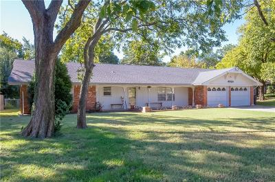 Oklahoma City Single Family Home For Sale: 4924 NW 36th Street