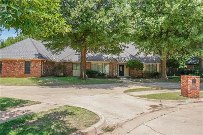 Norman Single Family Home For Sale: 2816 Majesty Court