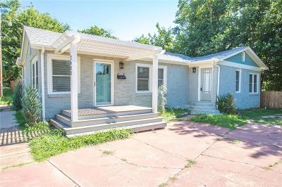 Single Family Home For Sale: 2608 N Dewey
