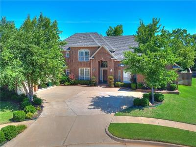 Lincoln County, Oklahoma County Single Family Home For Sale: 8005 NW 127th Circle