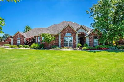 Tuttle Single Family Home For Sale: 404 Chad Drive