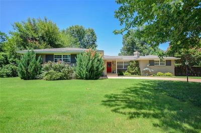 Norman Single Family Home For Sale: 909 Birch Drive