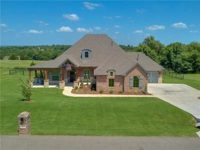 Newcastle Single Family Home For Sale: 3620 Rising River Drive