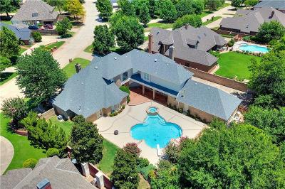 Oklahoma City Single Family Home For Sale: 11248 Greenbriar Chase
