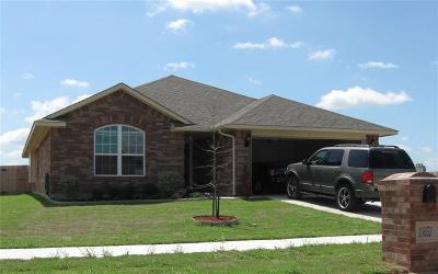 Midwest City Single Family Home For Sale: 10652 Turtle Back Drive