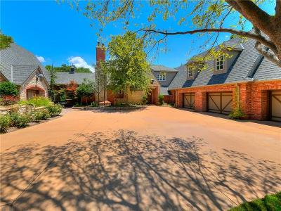 Oklahoma City Single Family Home For Sale: 11912 Old Mill Road