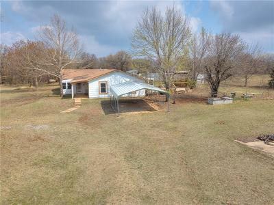 Jones Single Family Home For Sale: 15100 Mountain View Road