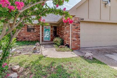 Yukon Single Family Home For Sale: 148 Hickory Hill